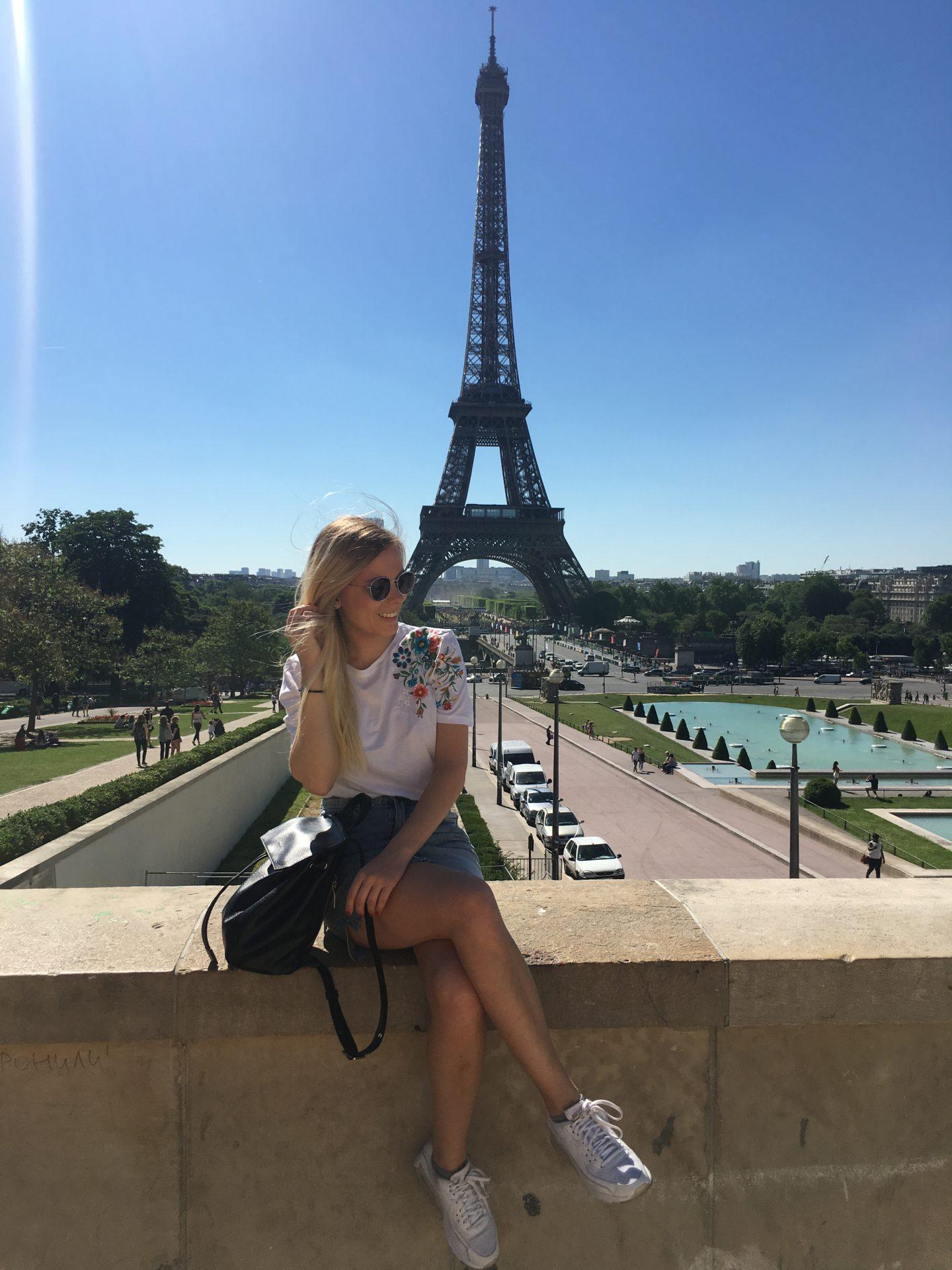 Mon premier voyage en Europe