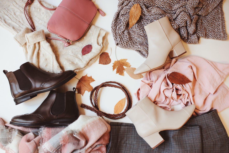 La jupe à l'automne: c'est OUI!