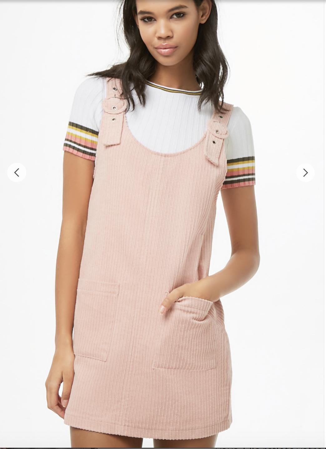 Royaume-Uni disponibilité aa232 b42e8 Comment porter la robe-salopette? - Les trouvailles de Sarah