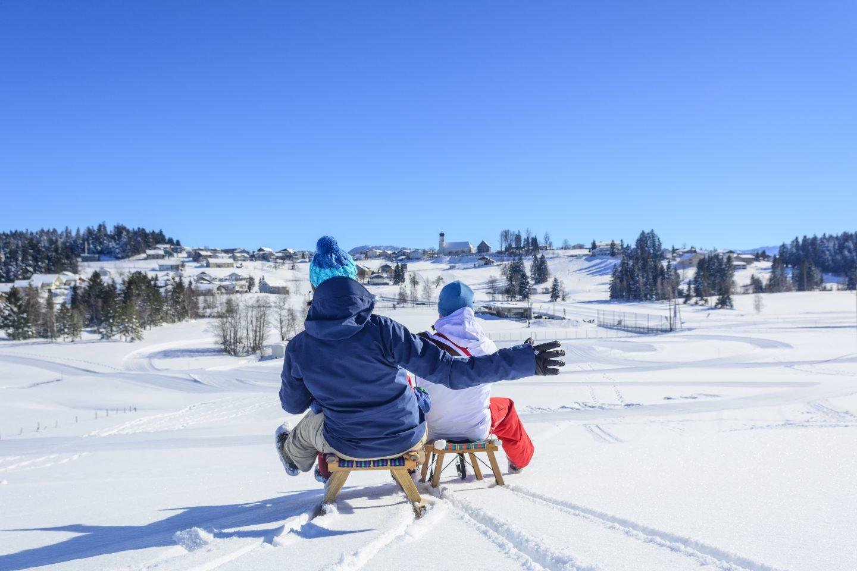 Activités hivernales à Québec