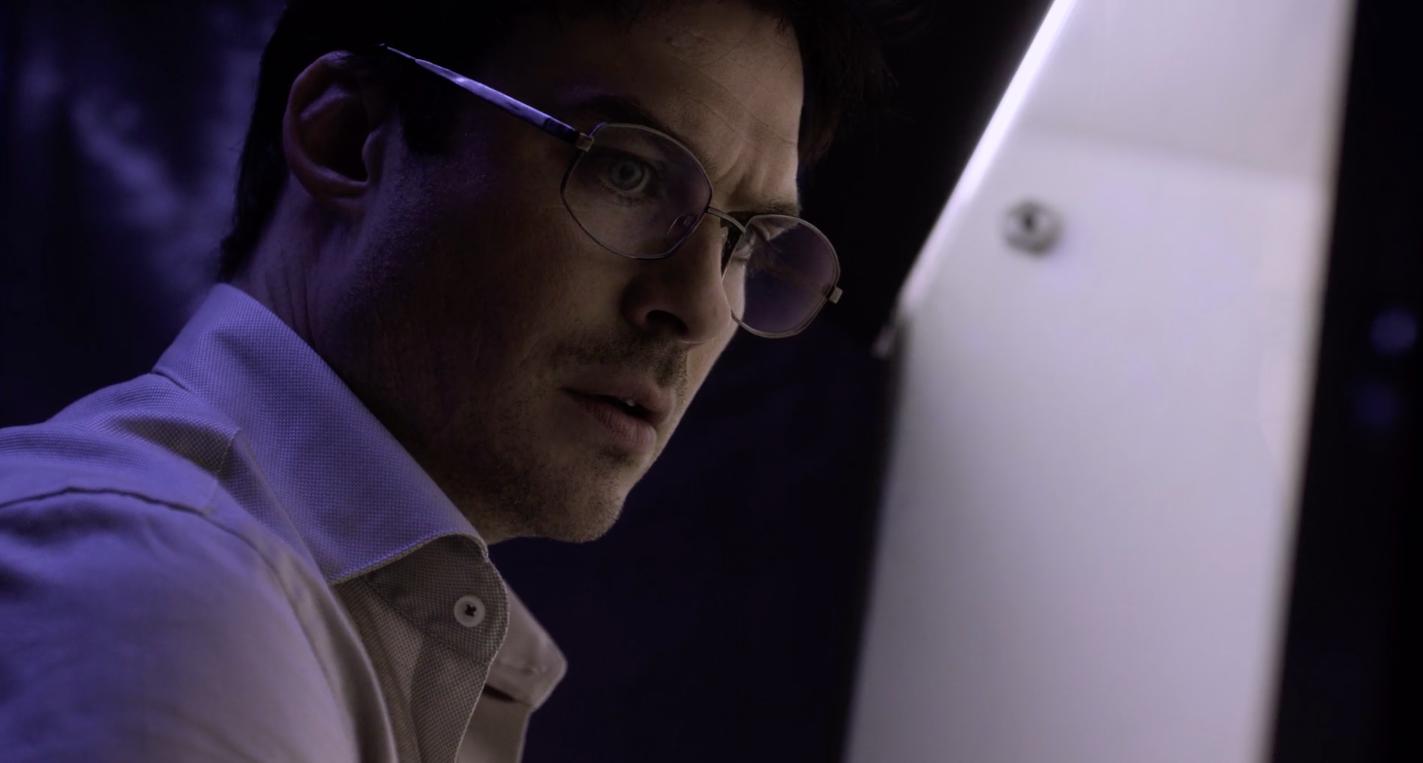Le retour de Damon Salvatore dans une nouvelle série?