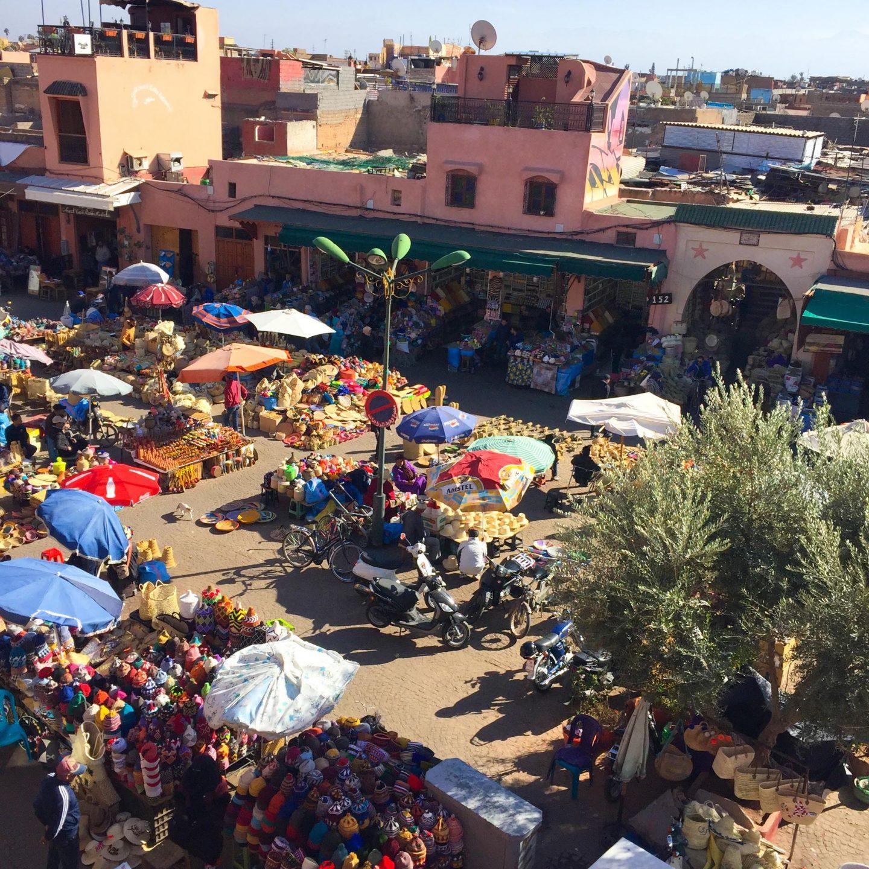 Court séjour à Marrakech et Essaouira