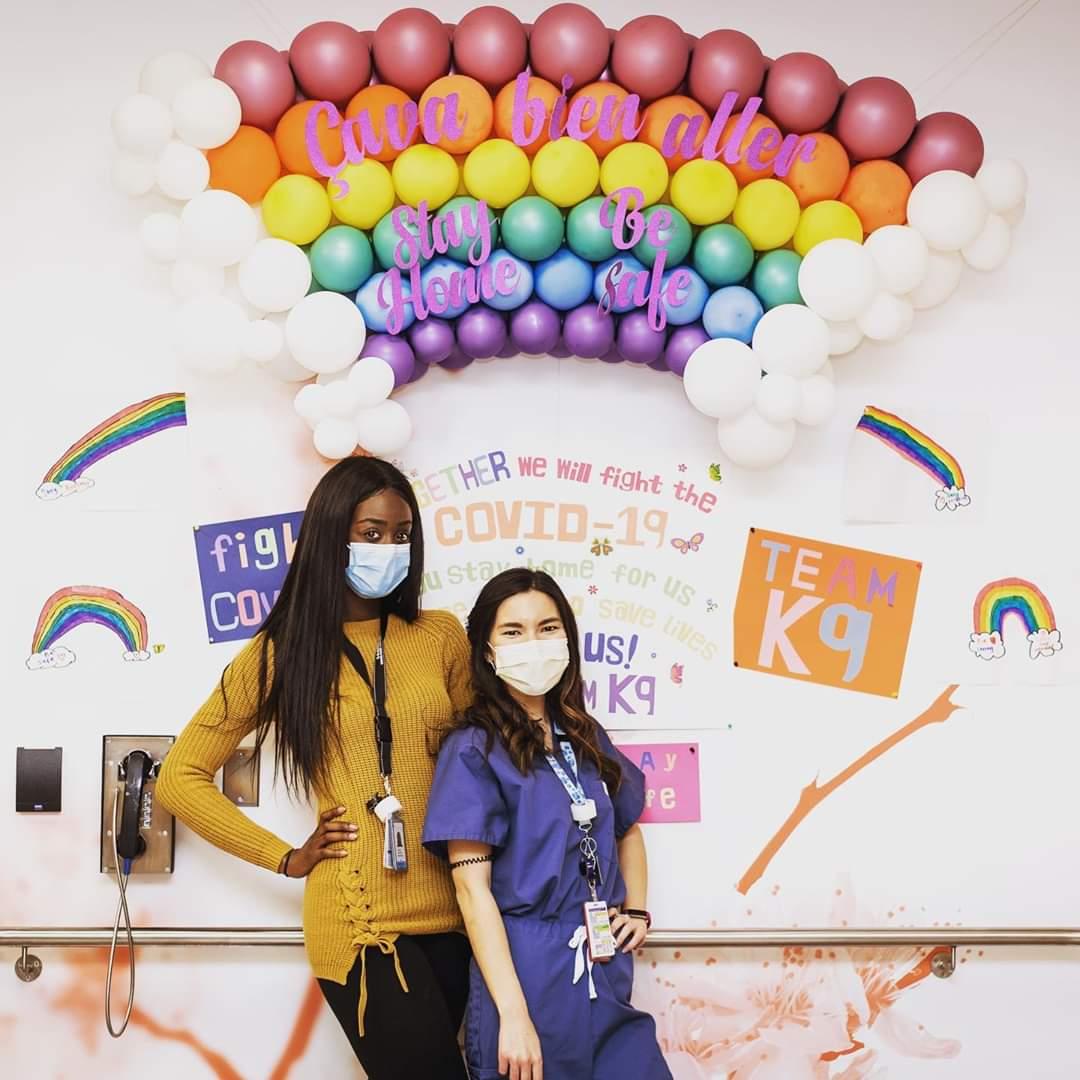 Journée Internationale des infirmières: un merci à saveur de pandémie